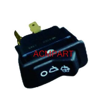 6665707 Windshield Wiper Switch For Bobcat Skidsteer Jcb